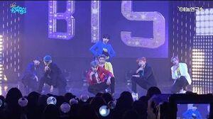 예능연구소 방탄소년단 Am I Wrong @쇼!음악중심 20161029 Am I Wrong BTS in 4K
