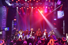 BTS at New Years Rockin' Eve Official Twitter Dec 31, 2017 (5)