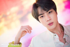 Jin Boy With Luv Shoot (5)