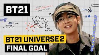 BT21 BT21 UNIVERSE 2 EP.04 - FINAL GOAL