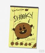 BT21 Shooky October 24, 2017