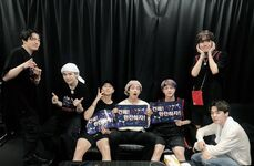 BTS Official Twitter July 13, 2019 1