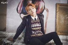 J-Hope Wings Shoot (3)