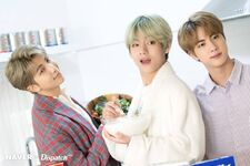 Jin, RM and V Naver x Dispatch Mar 2019 (3)