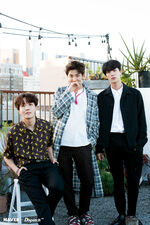 Jin, J-Hope and RM Naver x Dispatch June 2018 (4)