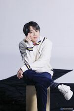Jungkook Map of the Soul 7 Shoot (4)
