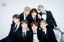 2016 BTS Festa Family Pic 1