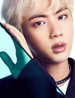 Jin FAKE LOVE Airplane Pt2 (2)