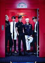 Rap Monster Jin Jungkook Suga J-Hope Dope