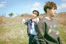 J-Hope and Jungkook Young Forever Shoot (4)
