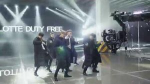 "LOTTE DUTY FREE x BTS(방탄소년단) M V ""You're so Beautiful"" Making Film"