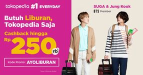 Suga and Jungkook Tokopedia (1)