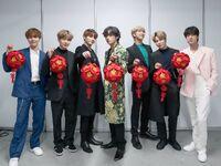 BTS Weibo Jan 25, 2020