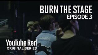 Ep3 Just give me a smile BTS Burn the Stage