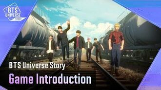 BTS Universe Story Introducing the new universe!