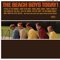 BeachBoysTodayCover