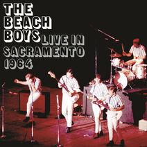 Live in Sacramento Beach Boys