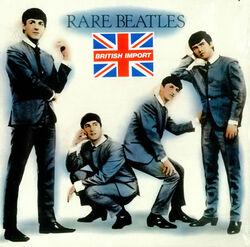 Rare beatles uk