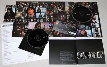 Black album contents