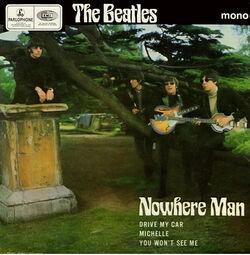 Nowhere man ep re