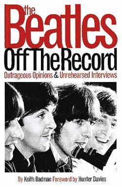 Off the record vol 1