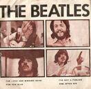 Beatles thailand ep