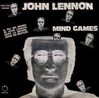 Mind Games Single The Beatles Collectors Wiki Fandom