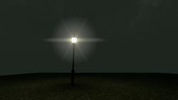 House-lamp