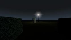 Escape-lamp