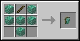 Green Dentrothyst Shield