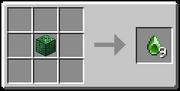 Green Middle Gem 2