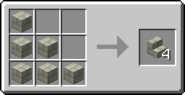 Limestone Brick Stairs