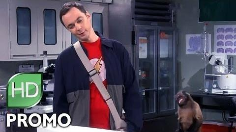 "The Big Bang Theory 7x05 Promo ""The Workplace Proximity"" (HD)"