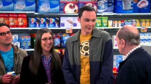 The Big Bang Theory The Proton Displacement Preview