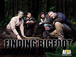 Finding Bigfoot 01