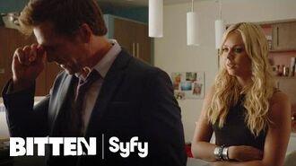 "Bitten Promo 1x10 ""Descent"""