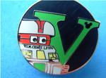 V pin