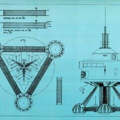 Palomino's Blueprints