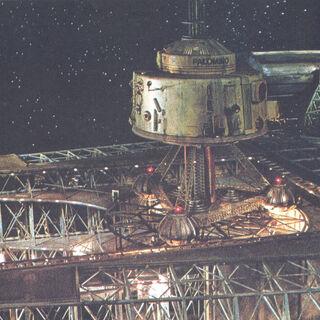 Landing aboard the Cygnus