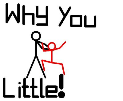 Why You Little! TB&WS