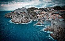 Dubrovnik-(Croatia)