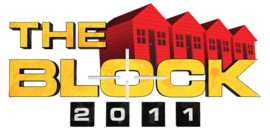 The Block 2011 logo