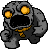 Ultra Greed Portrait