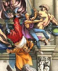 Archer and Armstrong Cover 4