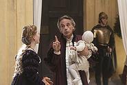 014 The Wolf and the Lamb episode still of Lucrezia Borgia, Rodrigo Borgia and Giovanni Borgia 250px