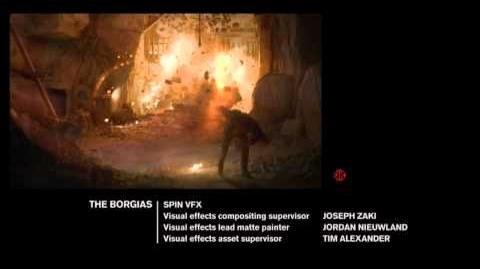The Borgias Promo 3x08