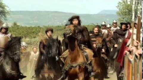 The Borgias S3- Rise of Cesare