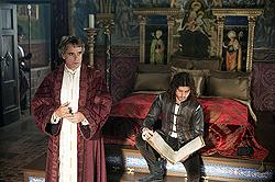 http://the-borgias.wikia.com/wiki/File:004_The_Ball_of_Chestnuts_episode_still_of_Rodrigo_Borgia_and_Cesare_Borgia