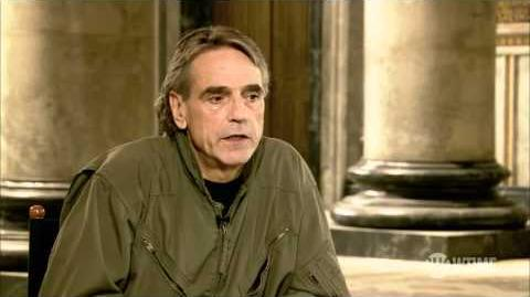 The Borgias - Hanging with Jeremy Irons