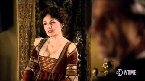 The Borgias 1x04 Lucrezia's Wedding - Hint of Scandal